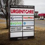 St. Louis Business Signs tenant pylon cabinet outdoor 150x150